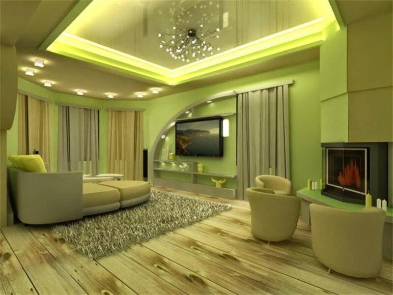 Green Living Home Ideas