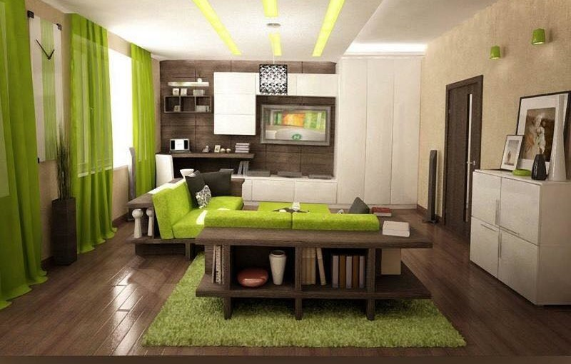 Green Living Home Ideas