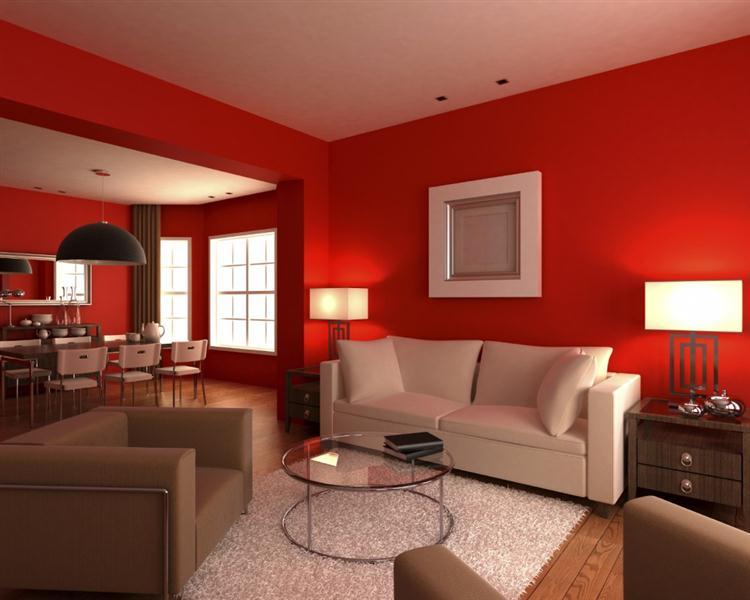 Mana warna yang sesuai untuk dinding ruang keluarga for Colores para departamentos