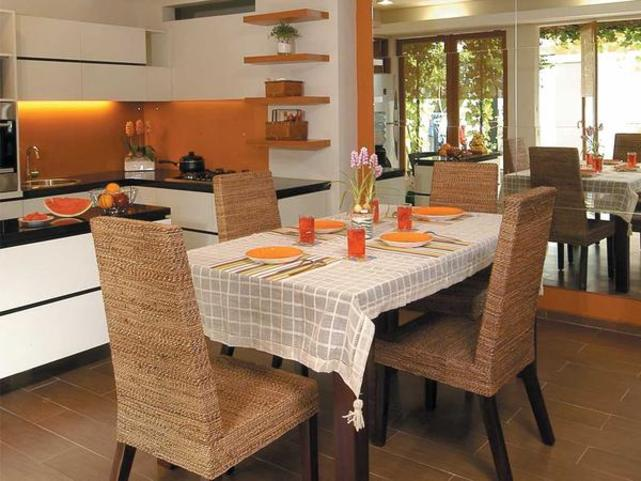 Minimalis Inilah Tips untuk Ruang Makan Anda