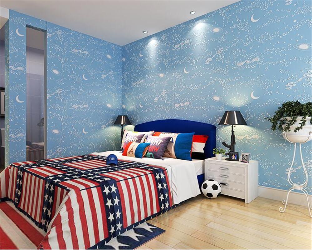 Mempercantik Kamar Kos Dengan Wallpaper Dinding