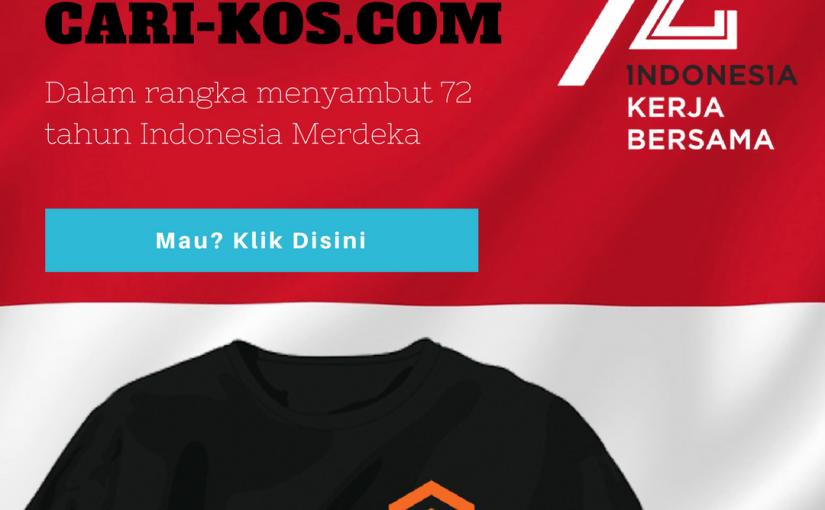 Giveaway T-Shirt Cari-Kos.com