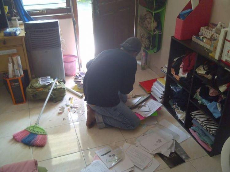 Hampir Tidak Pernah Bersihkan Kamar | brilio.net