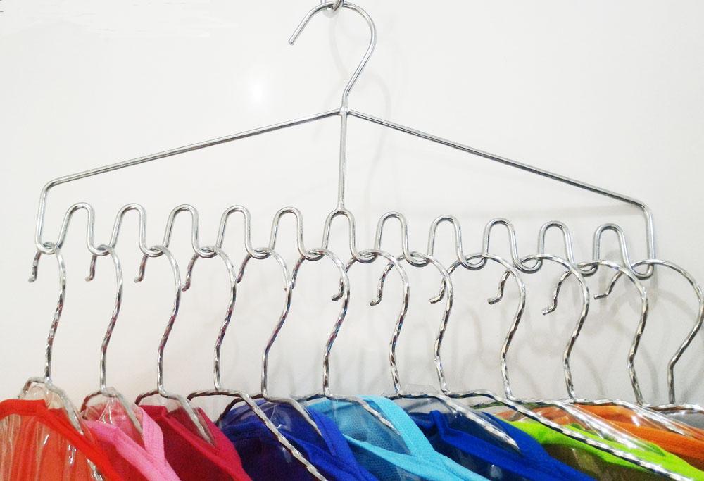 Memanfaatkan Hanger Semaksimal Mungkin