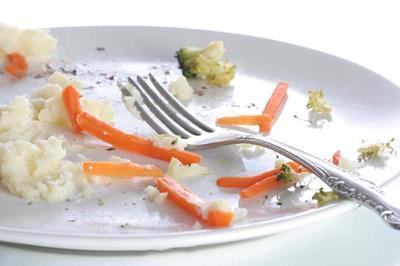 Sering Menyisakan Makanan