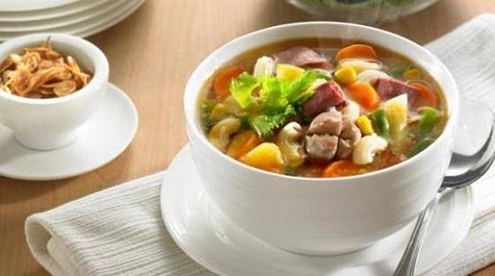 Sup Sayur | https://selerasa.com