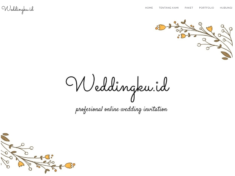 Nikah Ga Pake Ribet? Weddingku.id Aja! | sumber: pexels.com