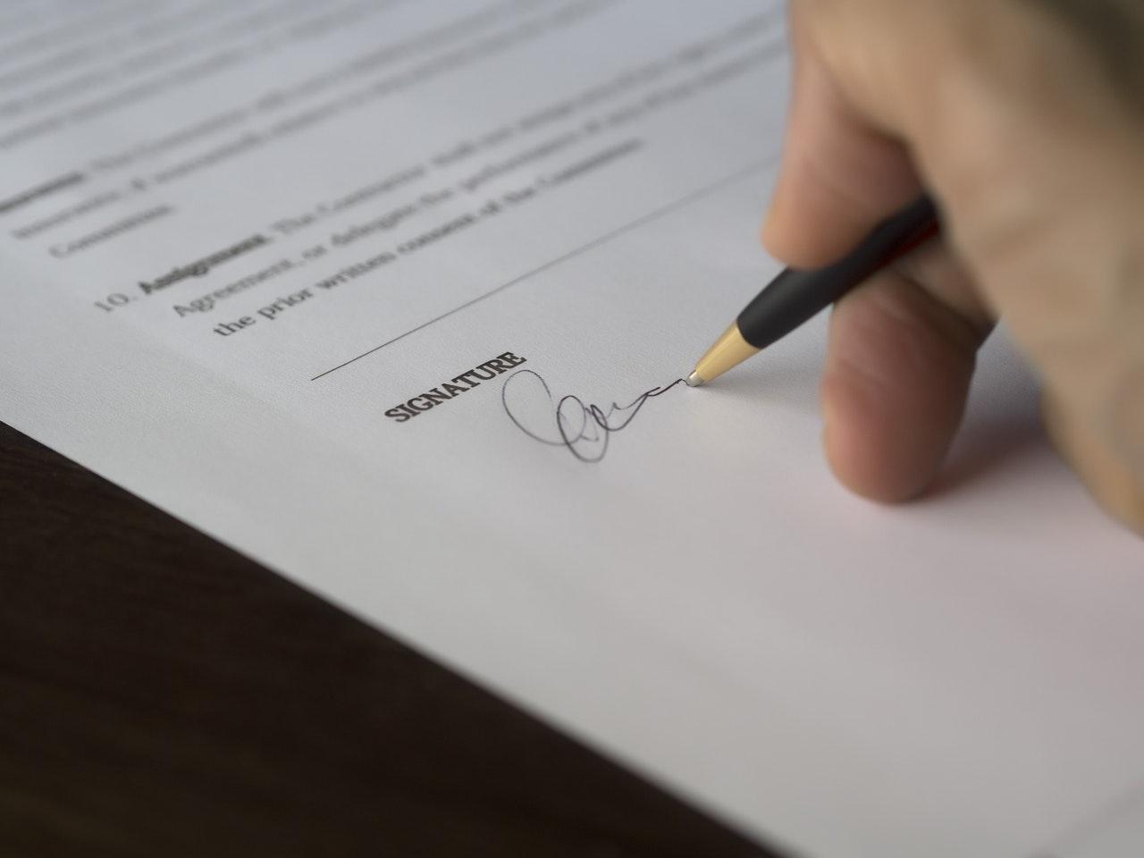 Surat Lamaran Kerja Tulis Tangan Yang Baik Dan Benar