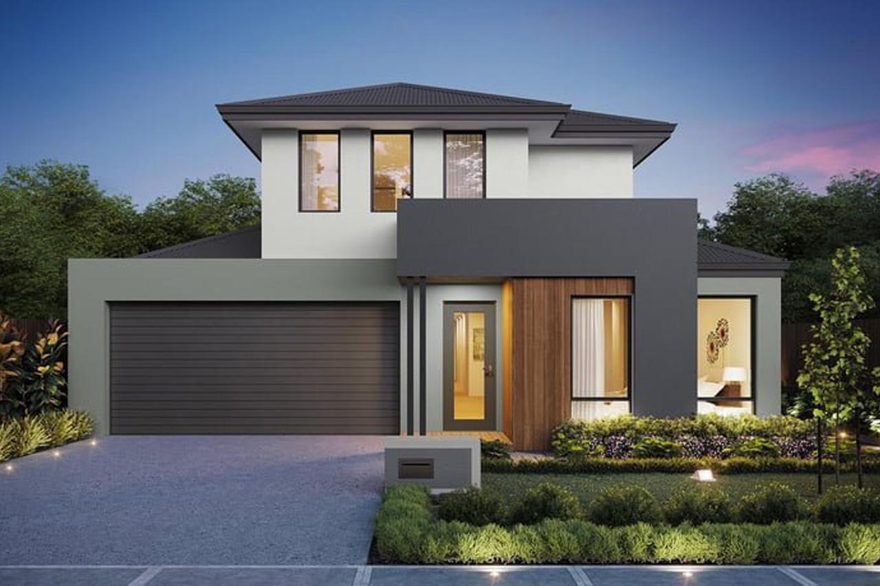 10 Desain Rumah Minimalis Modern Untuk Para Milenial