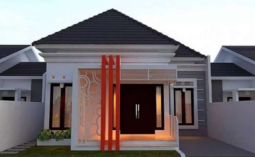 10 Gambar Desain Rumah Sederhana Yang Murah Untuk Dibangun