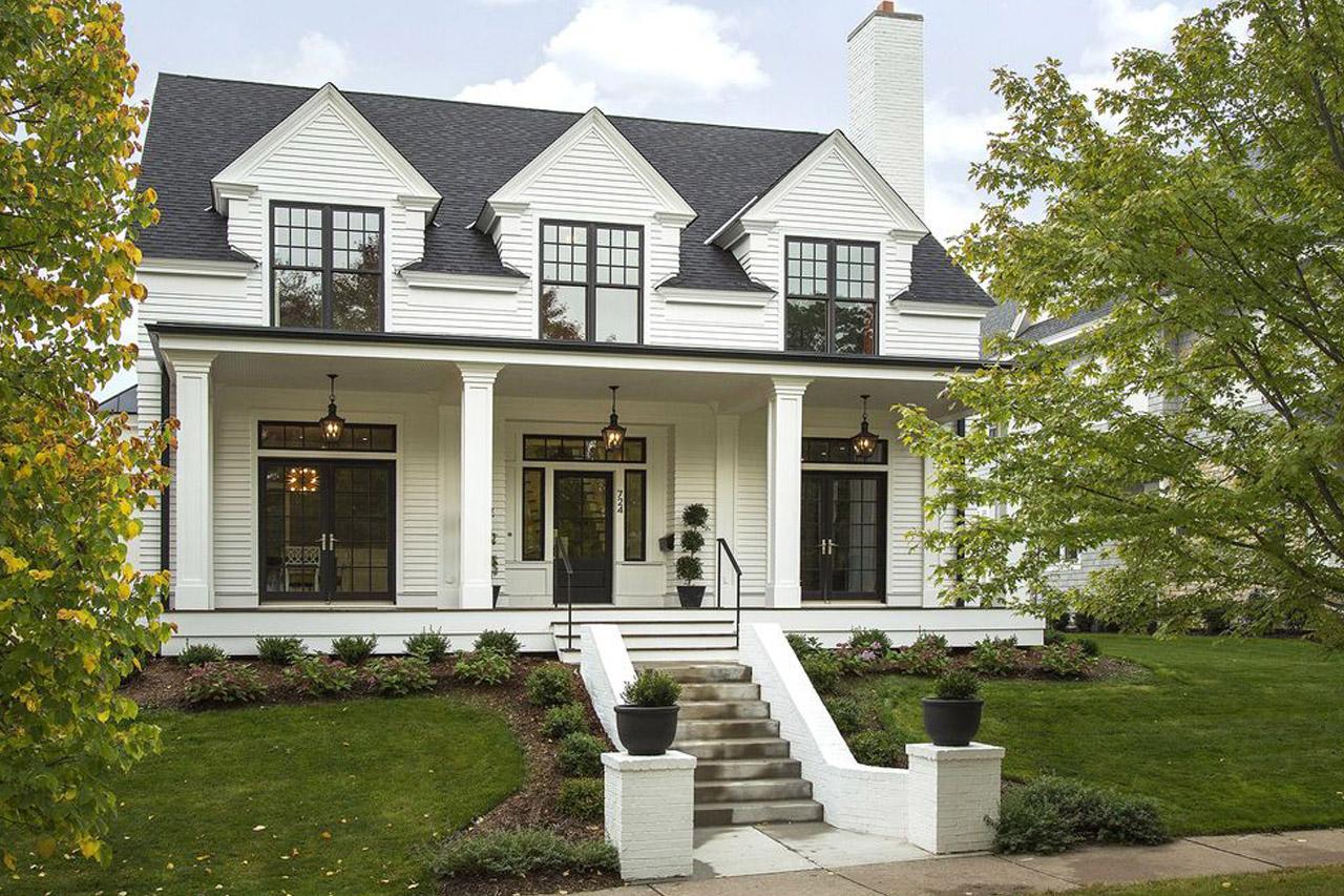 Desain Rumah Ala Belanda