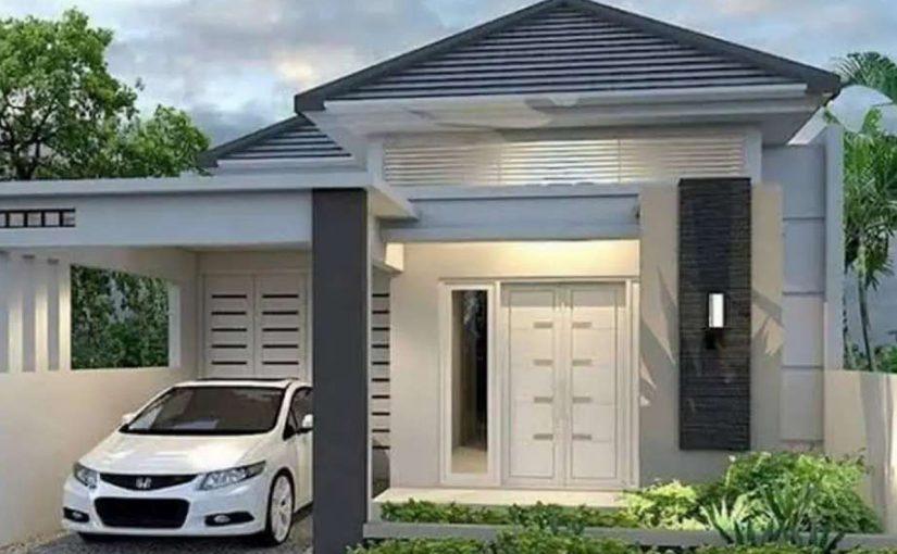 Gambar Desain Rumah Minimalis Terbaru Untuk Ide Bangun Rumah