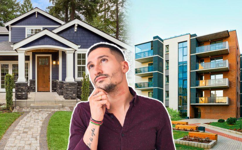 Tinggal di apartemen atau rumah? Mana Yang Lebih Cocok Untuk Kamu