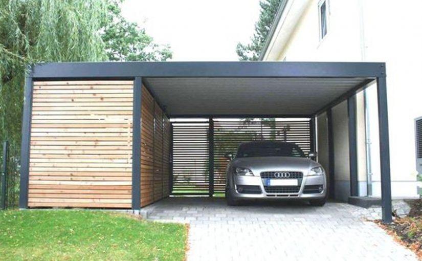 Ukuran Garasi Mobil Ideal Yang Aman dan Nyaman di Rumah