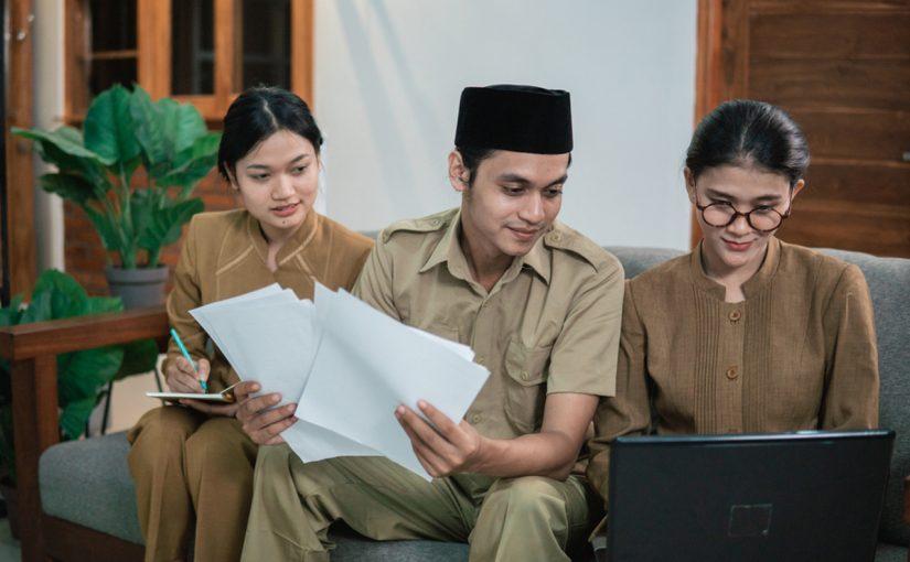 Download Contoh Surat Lamaran CPNS 2021 Sesuai Aturan