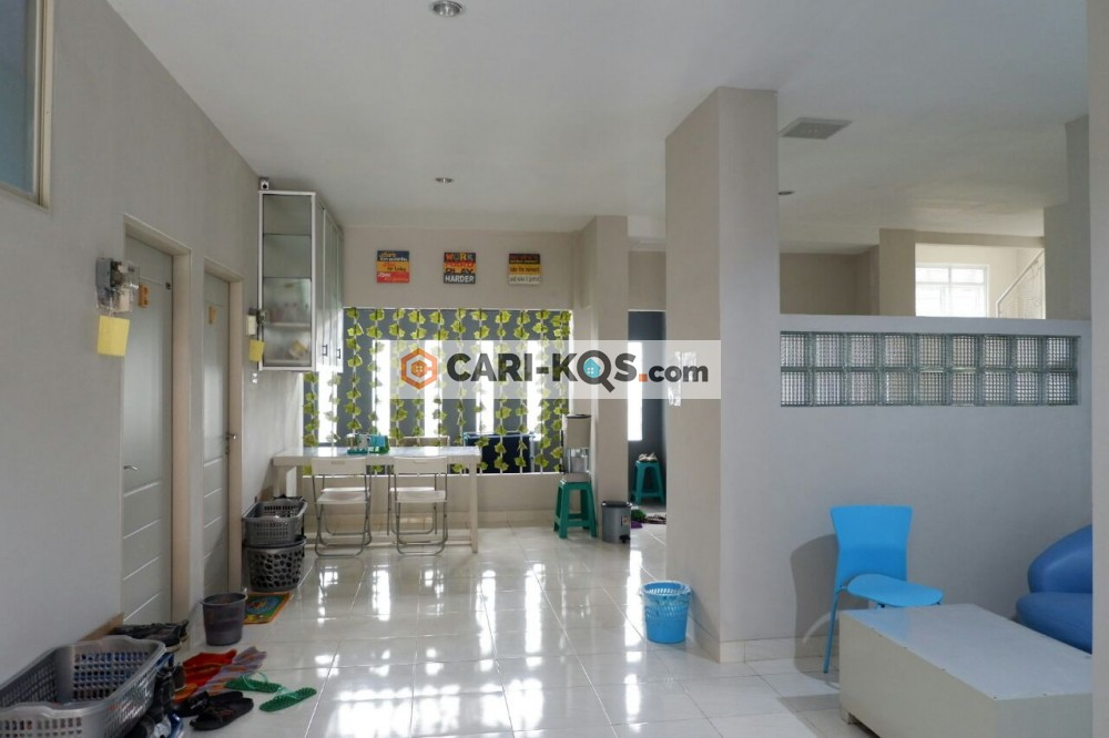 Kos Lippo Karawaci Tangerang Homy Residence Jalan Taman