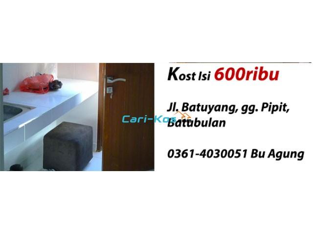 Kos Batuyang Gang Pipit