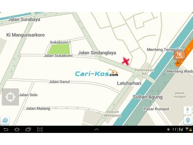 Kost Pria/Wanita/Suami-Istri di Menteng Jakarta Pusat