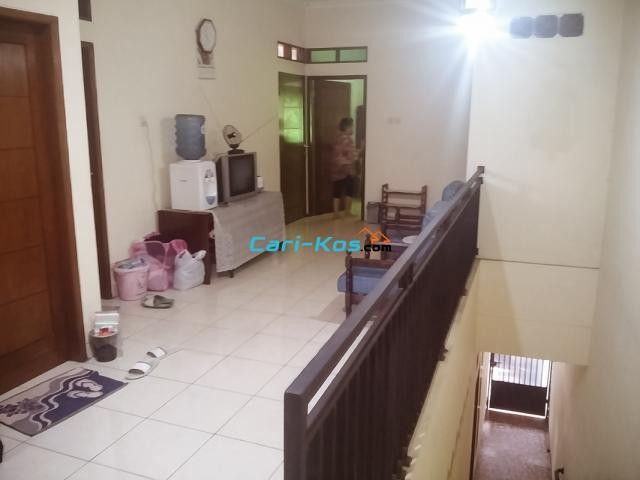 Kos wanita di belakang Balai Sudirman, Menteg Dalam, Tebet