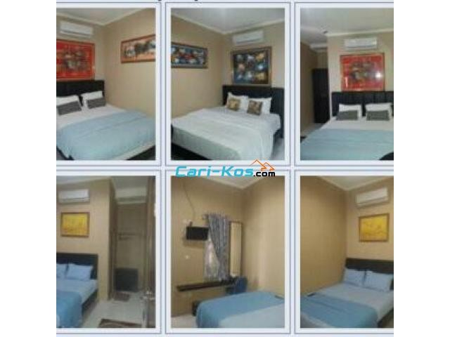 HOTEL MURAH & BERSIH DI SLIPI JAKARTA BARAT