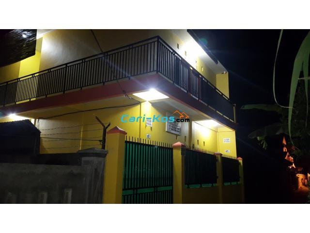Rumah Kost Murah dekat Stikes Pakuan Baru, Trona, Polda, Meranti, Lippo @ JAMBI
