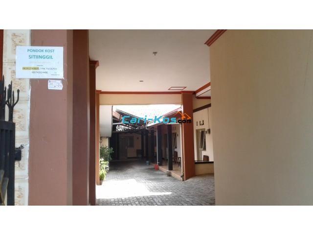 Kost Rosella & Sitiinggil Terbesar di Kota Tegal