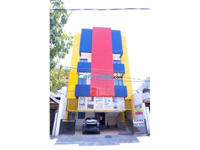 Kos Putri Dekat Unair Surabaya