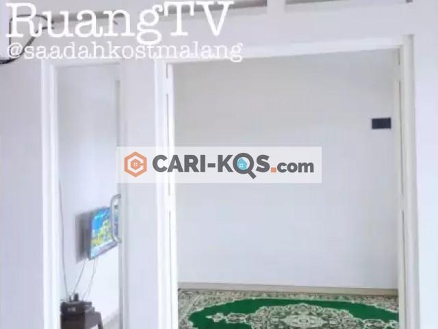 Kos muslimah saadah Lowokwaru, Malang
