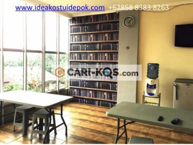 Idea Residence Kostel Depok - Dekat Universitas Indonesia,