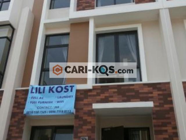Lili Kost Gading Serpong, Tangerang