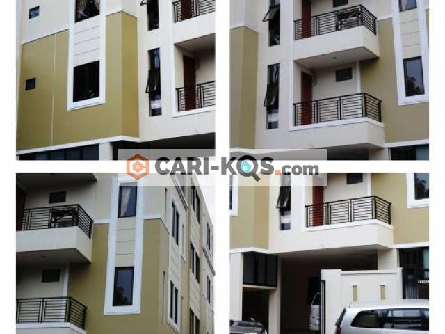 BK Residence - Dekat Universitas Tarumanegara, Universitas Trisakti, Mall Taman Anggrek dan Central Park