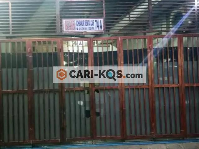 Kost Melati Putih Kemanggisan Jakarta Barat - Dekat Kampus Binus dan Mall Slipi Jaya