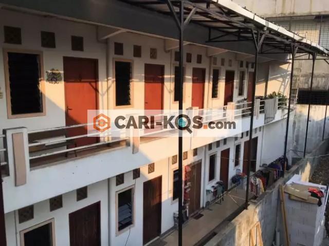 Kostan Jalan Kalibaru Barat - Dekat Pasar Senen dan Stasiun Pasar Senen
