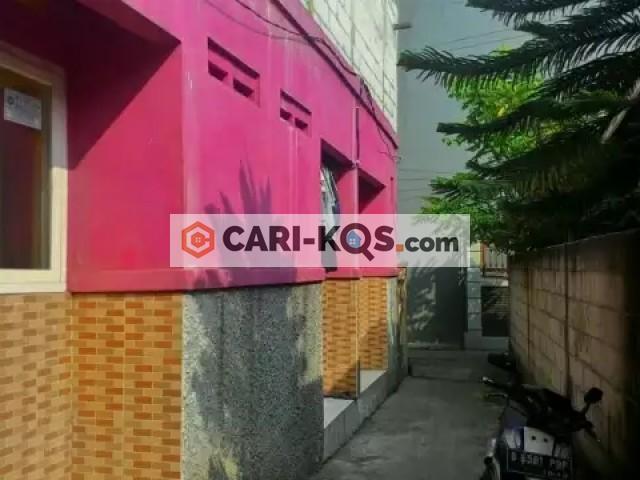 Saraya kost untuk single dan pasutri (resmi) di Matraman Jakarta