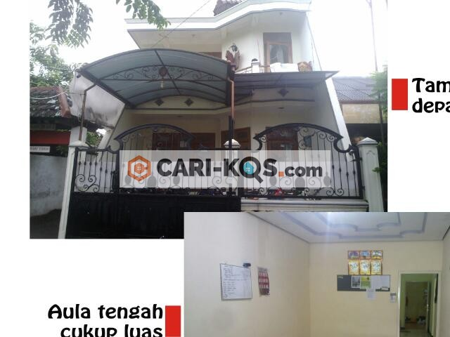Kontrakan mahasiswa/karyawan laki-laki kampus UNAIR/ITS/UNMUH SBY