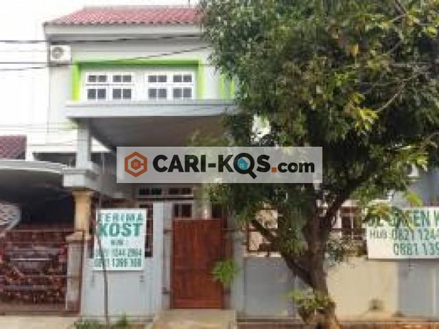 De Green Kost - Kost di Harapan Indah, Bekasi