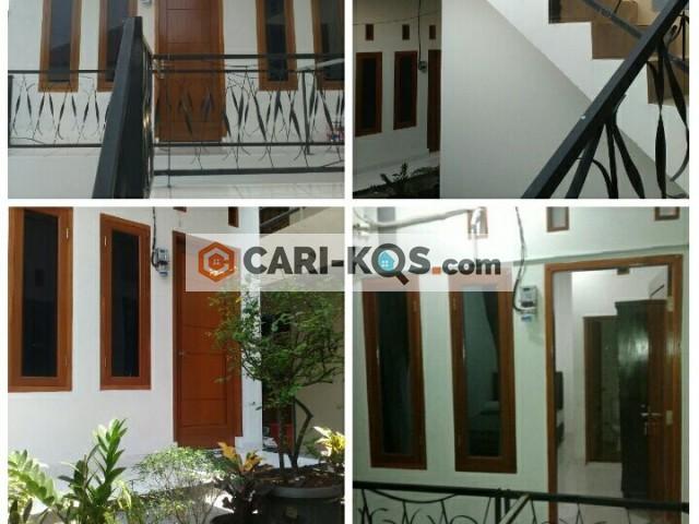 Kost nyaman & free WIFI dekat mall (150m), stasiun Kranji dan Bekasi