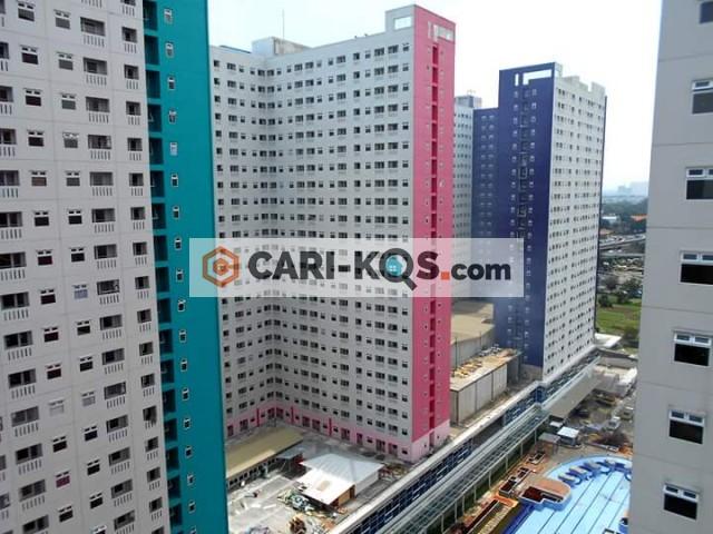 The Green Pramuka City Apartement
