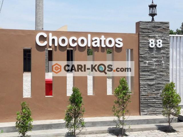 Kos Putra Eksklusif CHOCOLATOS, Parkir mobil luas, dekat UMY, WIFI
