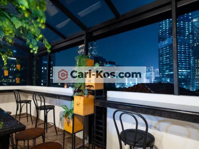 Kost Fasilitas Lengkap di Jakarta Pusat - Asia Residence 1