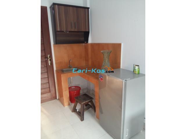 Kos Baru Exclusive daerah Elit Jayagiri XV free carport,Wifi,Cable TV