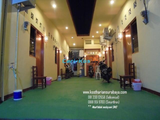 Kost Harian Surabaya | 081 230 12658