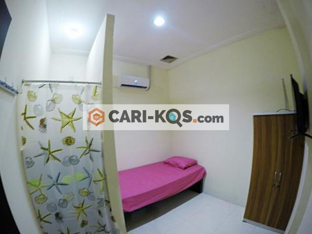 Nanas Residence - Dekat Univesitas Islam Jakarta, Univesitas Negeri Jakarta, Universitas Terbuka, Mall Bassura City, Mall Kelapa Gading / MOI / Artha Gading