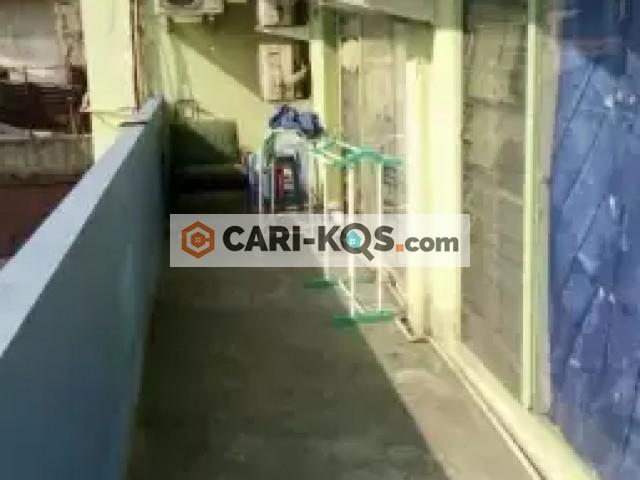 Kost Hayam Wuruk Kota di Jakarta Barat