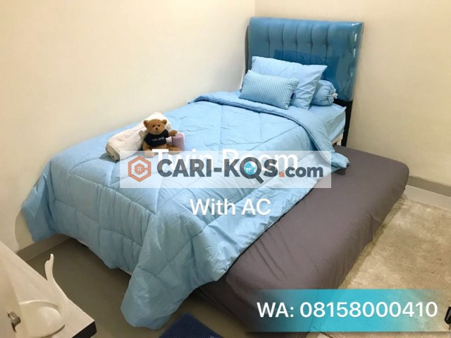 (AVAILABLE) New Kost TB Simatupang, blkg Gedung Antam