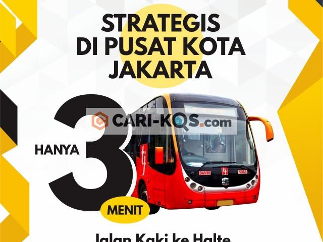 Kost Hayam Wuruk Residence mulai 2jt . Dekat Padang Garuda, Grand Paragon, 3 Menit ke Halte Busway Mangga Besar, Glodok dan Plaza Gajah Mada
