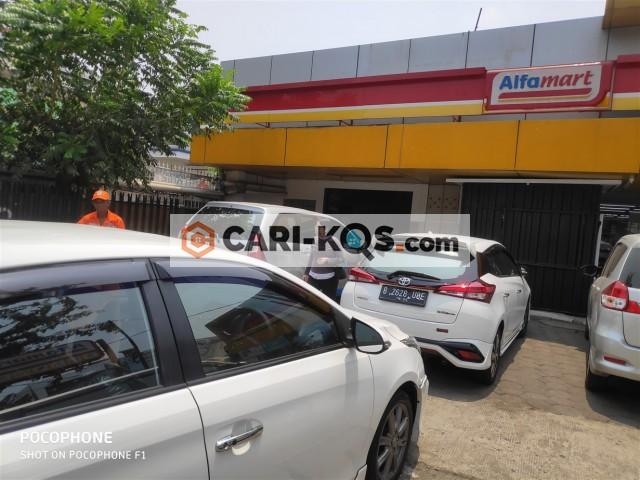 KRAMATRAYA Dekat area UI Salemba, Jakarta Pusat