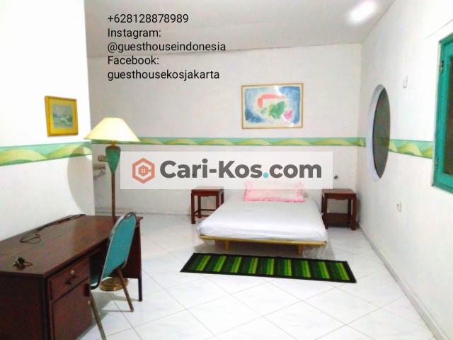 Guesthouse Kos Jakarta